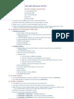 Exam 70-270 Notes