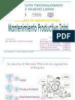 TPM Sist Manuf U2 Eq3