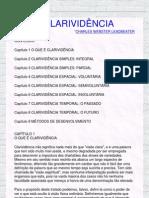 CLARIVIDENCIA - leadbeater