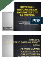 Unidad 6 Capítulos 3 y 4 Carne y Piedra by Richard Sennett