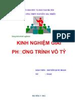 [cafebook.info] kinh nghiem giai phuong trinh vo ty skkn 2012 nqhoan.pdf