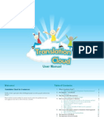 Translation Cloud User Manual