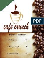Cafe Crunch