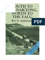 SOUTH TO THE NAKTONG, NORTH TO THE YALU (Front)