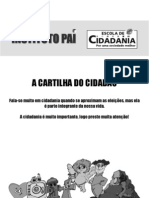 Cartilha Do Cidadao