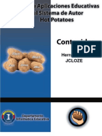 Hot Potatoes - JCloze