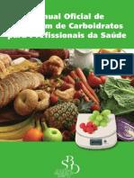 Manual Oficial Contagem Carboidratos 2009