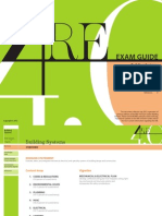 Building Systems Exam Guide - Architecture exam - NCARB