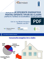 Solutii Pentru Eficienta Energetica