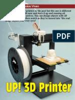 3D Printer Aug111