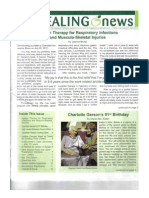 20130304 newsletter Gerson Therapy