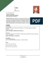 Curriculum Vitae Mec - Concordia 1.1
