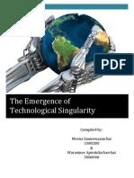 The Emergence of Technological Singularity