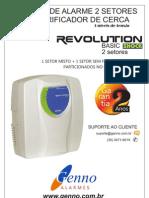 FL - Eletrificador Revolution Basic Shock 2 Setores - NAO CERTIFICADO INMETRO - V3 - SITE