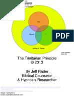 The Trinitarian Principle