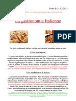 Pizza [Lisa et Camille+corrigé]