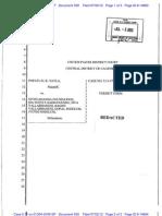Nithyananda Foundation Fraud Verdict July 2012