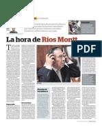 La hora de Ríos Montt