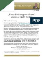 Michael Turgut informiert - Newsletter Report 05/2012