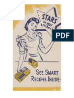 Stars in Your Kitchen!  See Smart Recipes Inside -