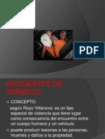 Accidente Terminado