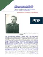 Martirul Mircea Vulcanescu Despre Criza Bisericii