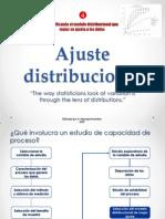 4 - Identificando El Modelo Distribucional Que Mejor Se Ajusta a Los Datos
