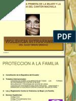 Procedimiento de La Ley 103 Operadores de Justicia de La Provincia de El Oro