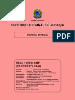 Resp 1322945 - Contribuicao Previdenciaria Adicional Ferias