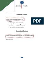 Química      Periodo I