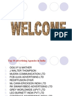 Advertiding Agency in India