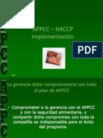 3_APPCC_Implementación[1]