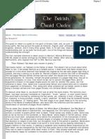 British Druid Order_ Awen - The Holy Spirit of Druidry