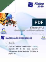 CLASE Nº2 Fisica 2010 (PPTminimizer)