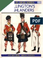 [Osprey] MAA 253 - Wellington's Highlanders [Osprey Men at Arms Series]