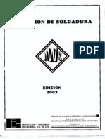 AWS - Curso de Inspeccion de Soldadura