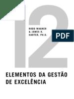 12 Elementos Da Gestão de Excelência_Cap. 1