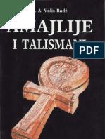 E. A. Volis Badž - Amajlije i Talismani