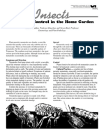 Nematode Control in the Home Garden (SP341-l)