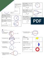 CLASE 6 ángulos y segmentos proporcionales en la circunferencia Hernán Burgos