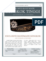 Kreatif Songkok