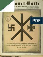 Frauen Warte 07 1942