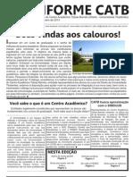 Informativo Do CATB [Final] - Colorido