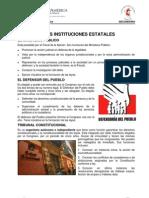 Otras Instituciones Del Estado Peruano