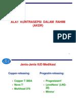 AKDR [Dr. Gogot]