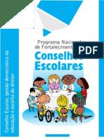 Livro- conselho escolar, gestão democrática e escolha do diretor