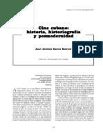Borrero Cine Cubano Historiografia y Posmodernidad
