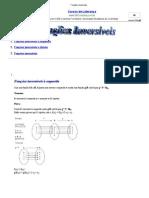 teoremas sobre Funções inversíveis