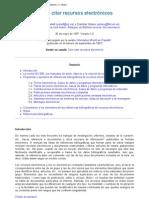 FBD _ Cómo citar recursos electrónicos _ A. Estivill y C