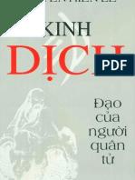Kinh Dịch - Đạo của người quân tử